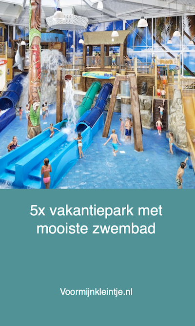 zwembad vakantiepark