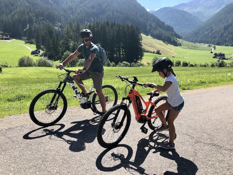 fietsen met kind gsiesertal