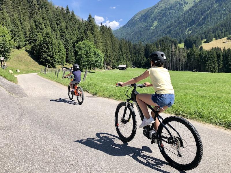 gsiesertal fietsen kind