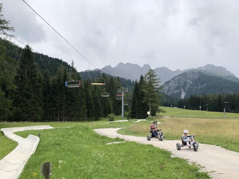 zomer Tiroler Zugspitz Arena