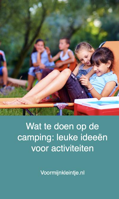 spelletjes ideeen camping