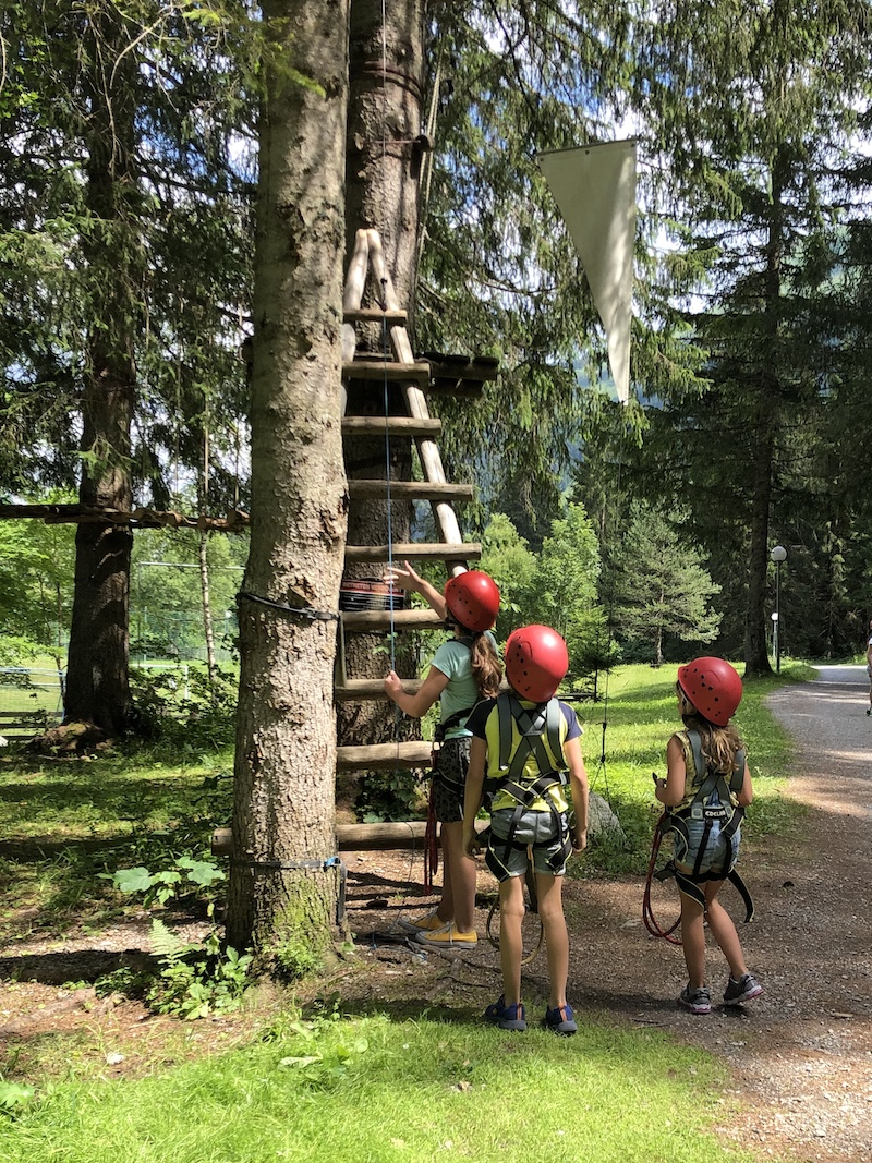 klimparcours Bichlbach Zugspitz