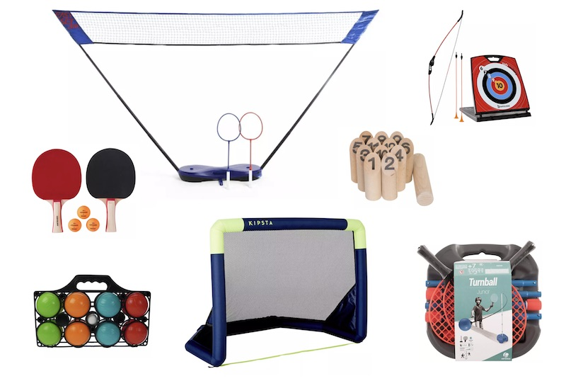 spelletjes en activiteiten camping