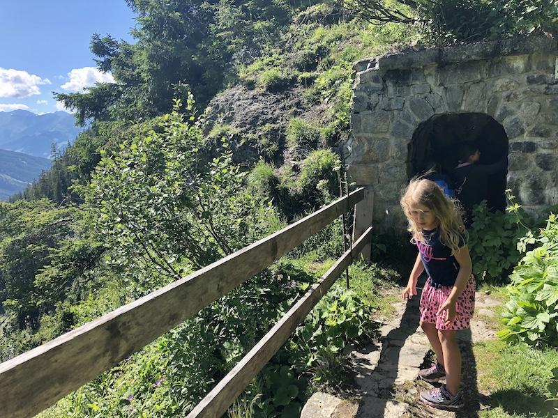 tunnel oost kaunertal