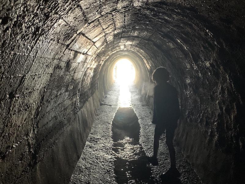 wandelen tunnel oostenrijk