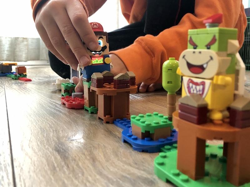 ervaringen LEGO Super Mario starterset