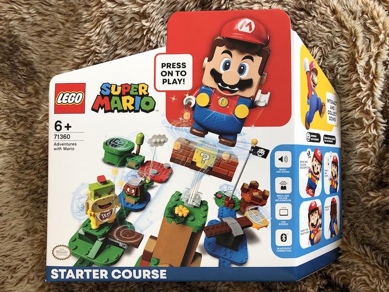 ervaringen LEGO Mario Set