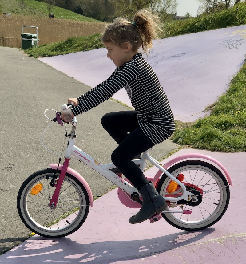 kinderfiets btwin review