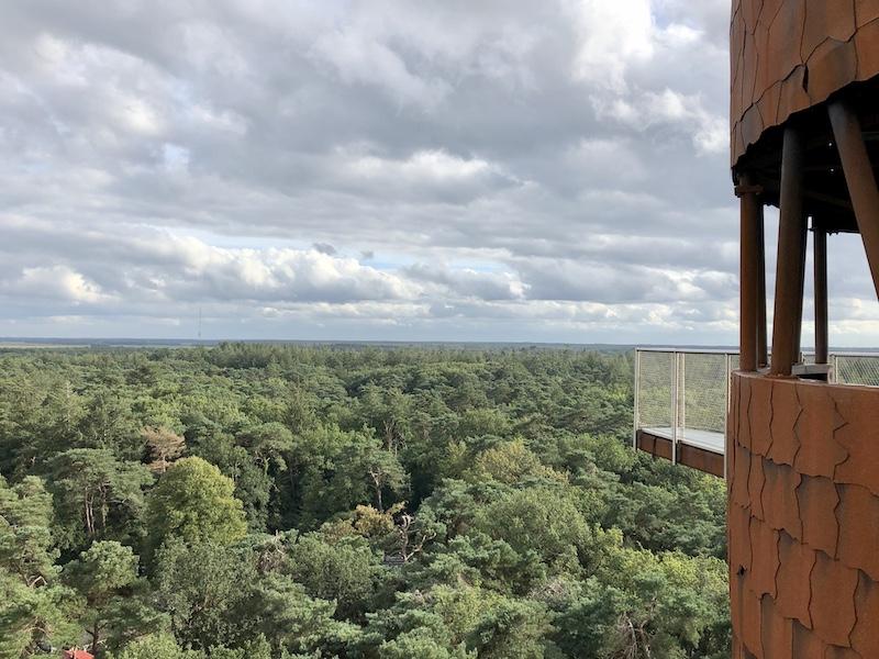 uitzicht bosbergtoren