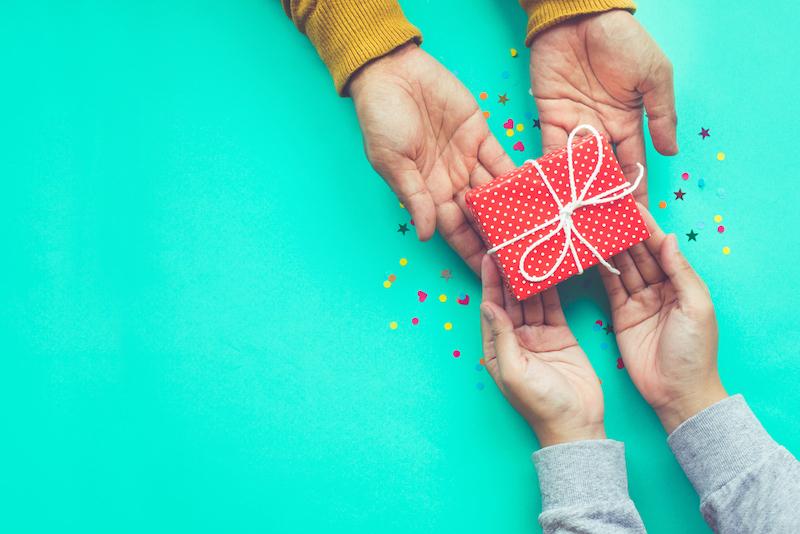 kind cadeau rond 10