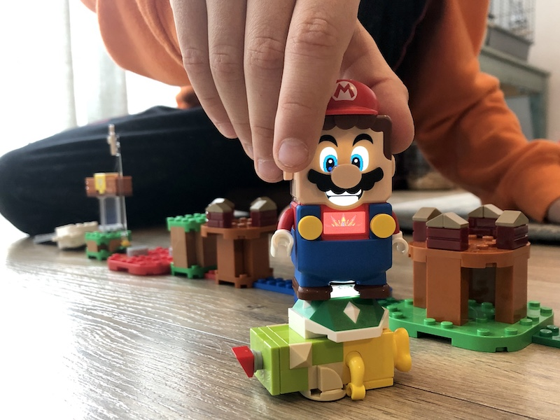 Review LEGO Super Mario starterset