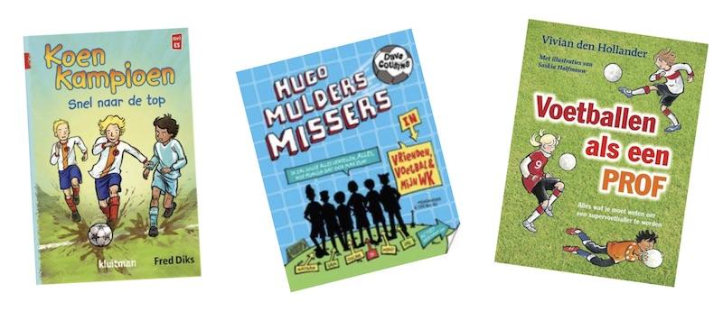 kinderboeken voetbal