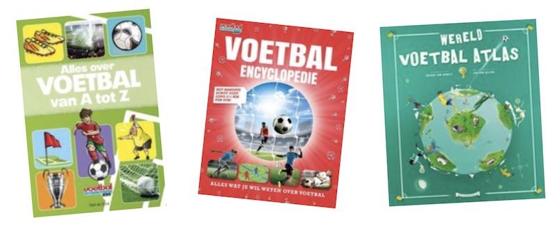 boek kind voetbal