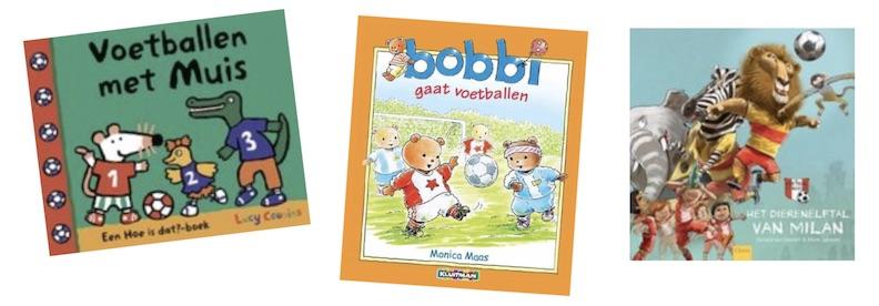 cadeau voetbal boek
