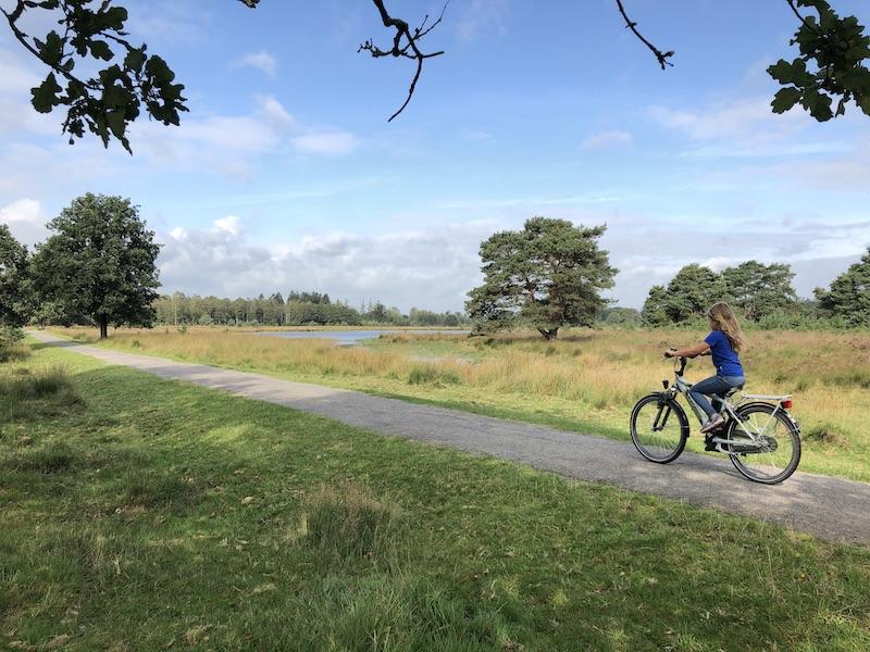 fietsroute appelscha kind