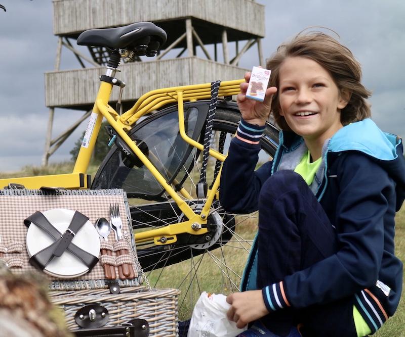 kind fietsen appelscha