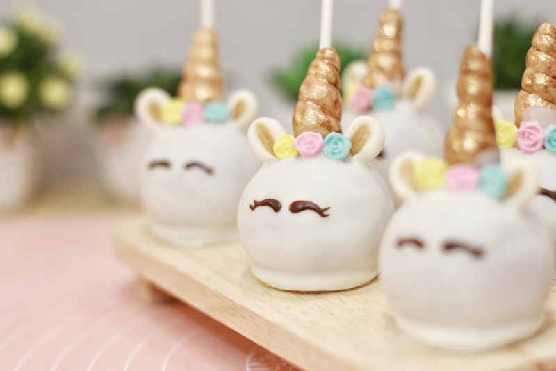 pop cake unicorn