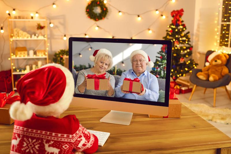 online meeting feestdagen