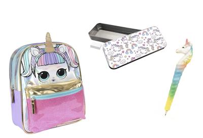 unicorn schoolspullen