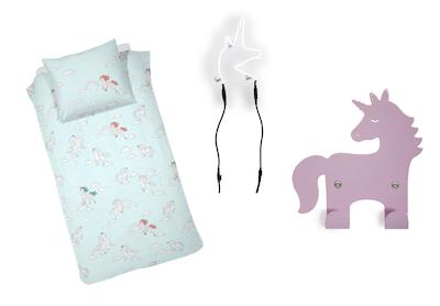 unicorn spulletjes kamer