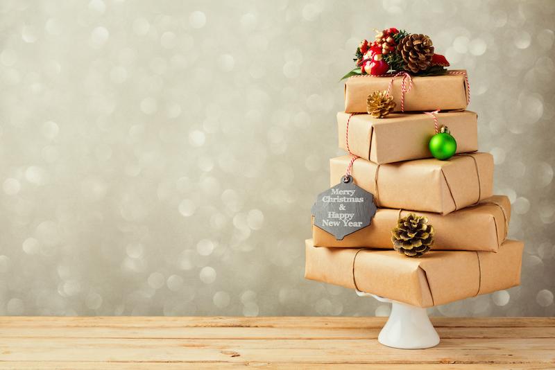 tafel kerstboom