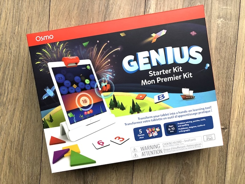 review osmo genius kit