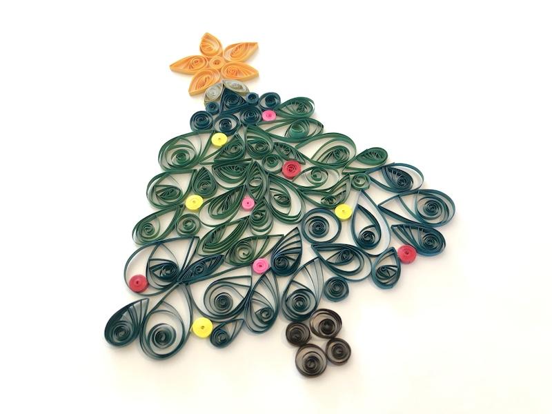 kerst filigraan