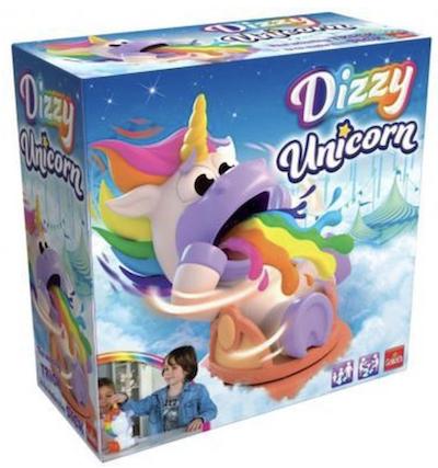 cadeautje unicorn spel