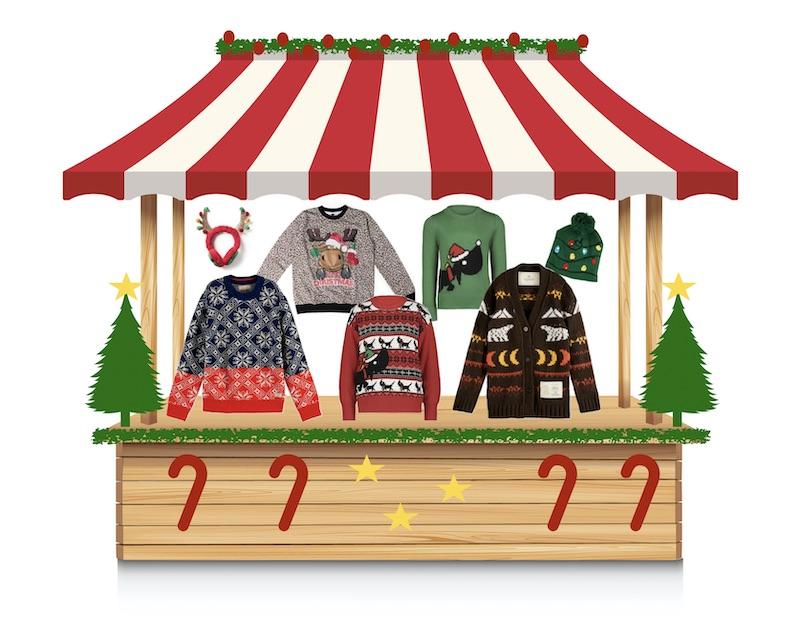 kerstmarkt foute kersttruien