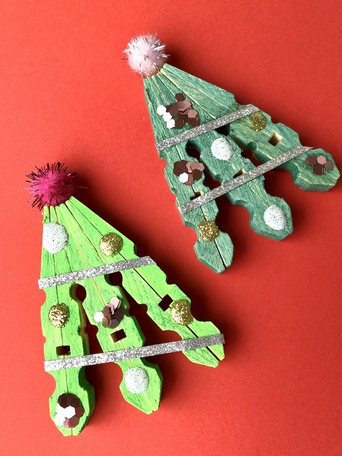 kind knutselen kerst