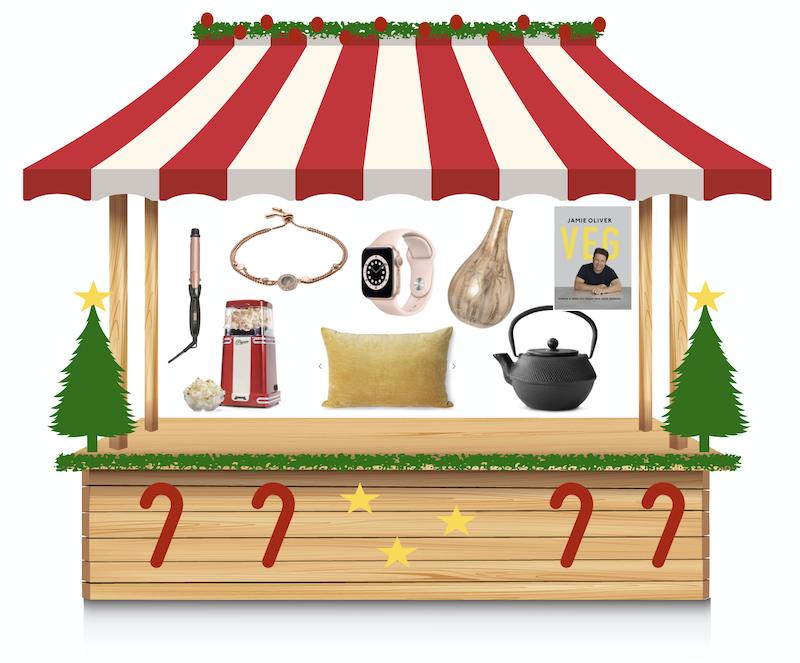 kerstcadeau markt