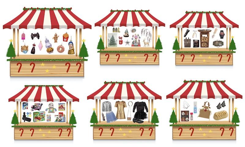 kerst markt online