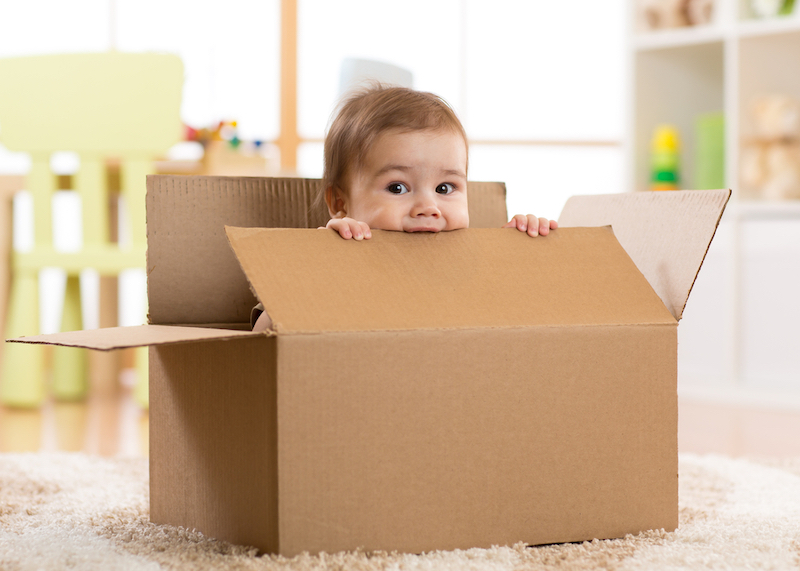 baby verhuizen