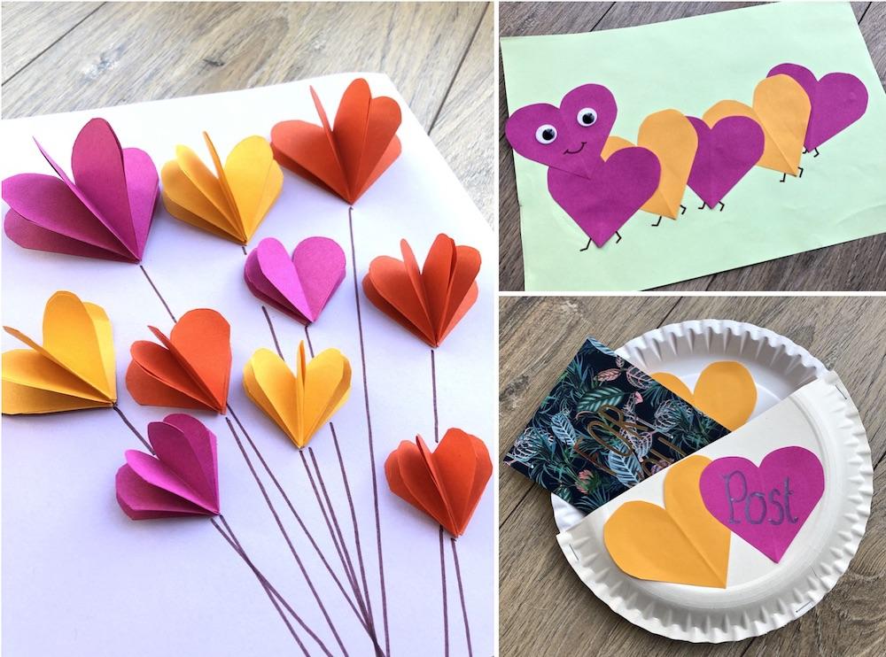 ideeen valentijn knutsel