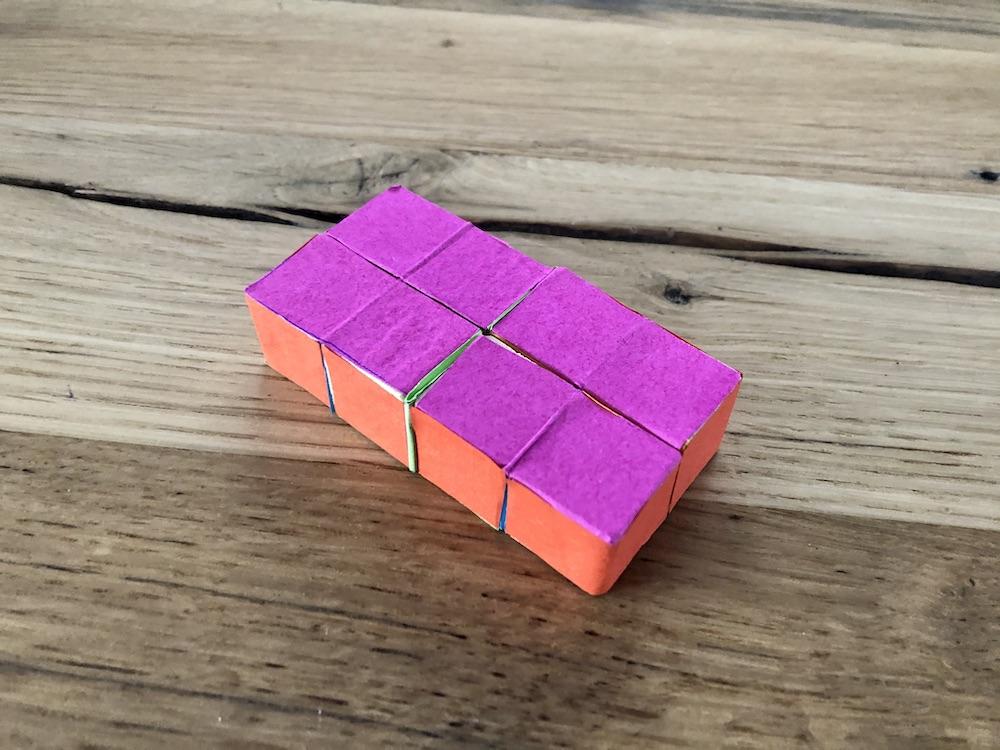 fidget toy cube
