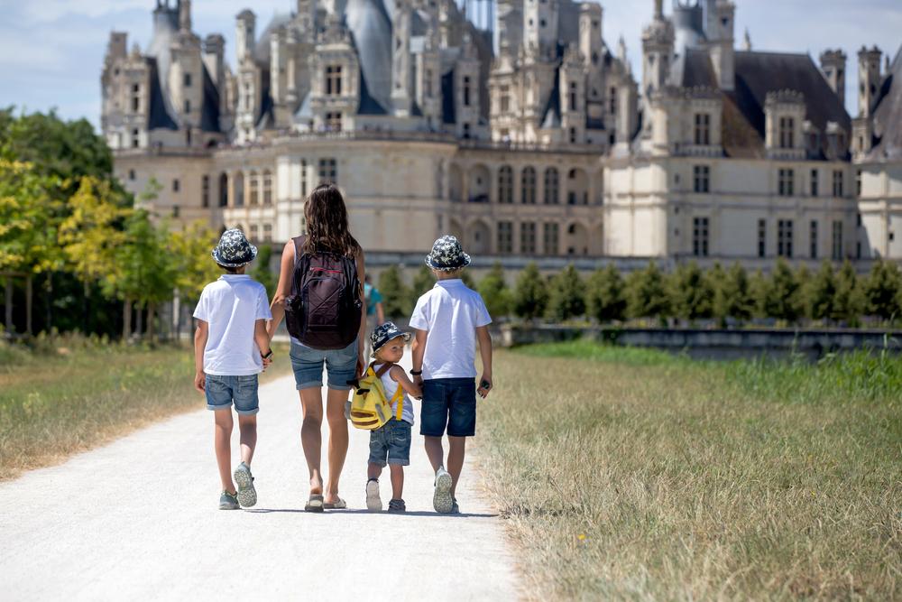 frankrijk vakantie kastelen