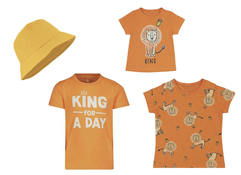 koningsdag kind kleding