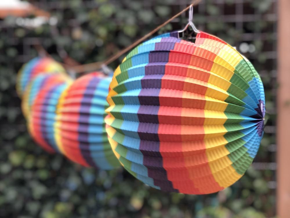 kinderfeestje regenboog