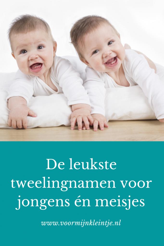 babynamen tweeling