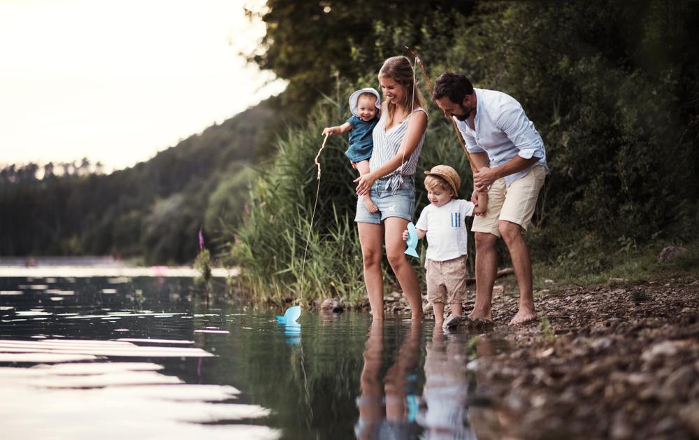nodig actief gezin