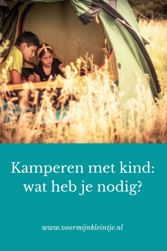 nodig camping kind