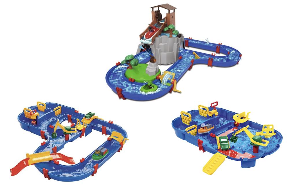 speelgoed water tuin