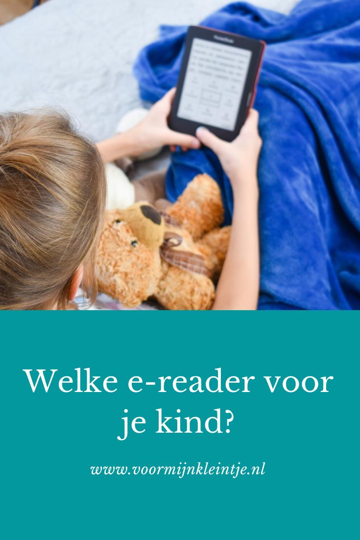 lezen kinderen vakantie
