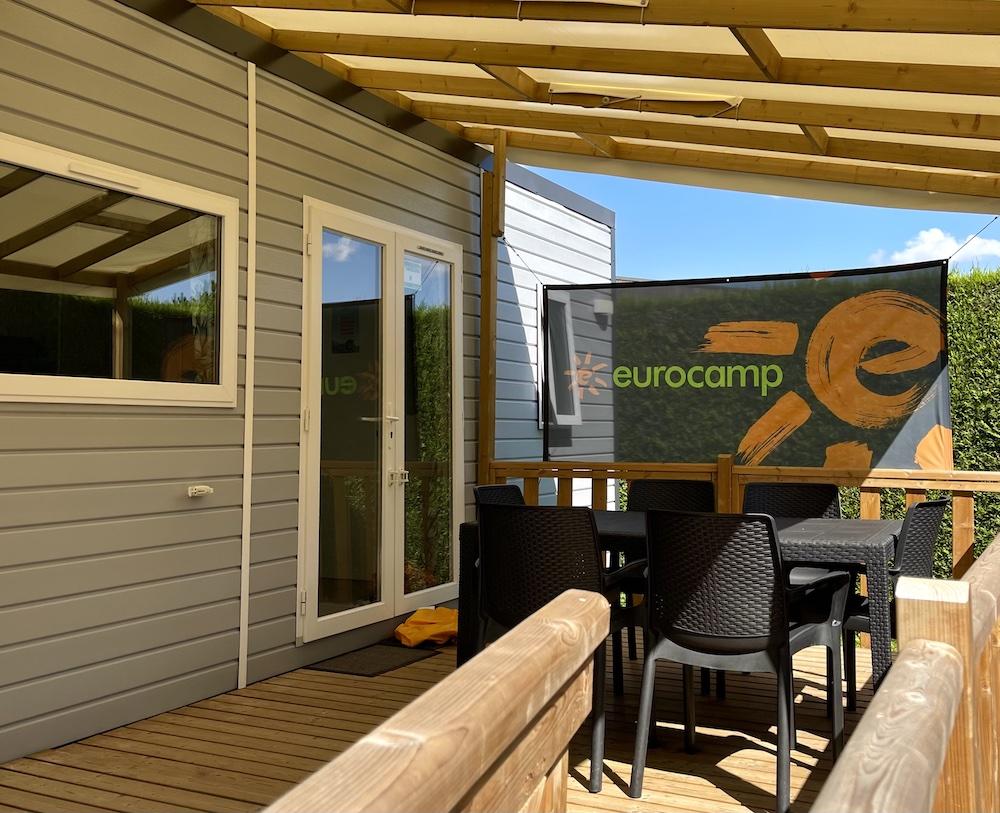 caravan eurocamp