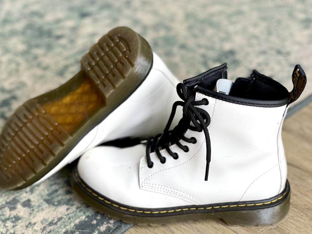 tienermeisje schoenen