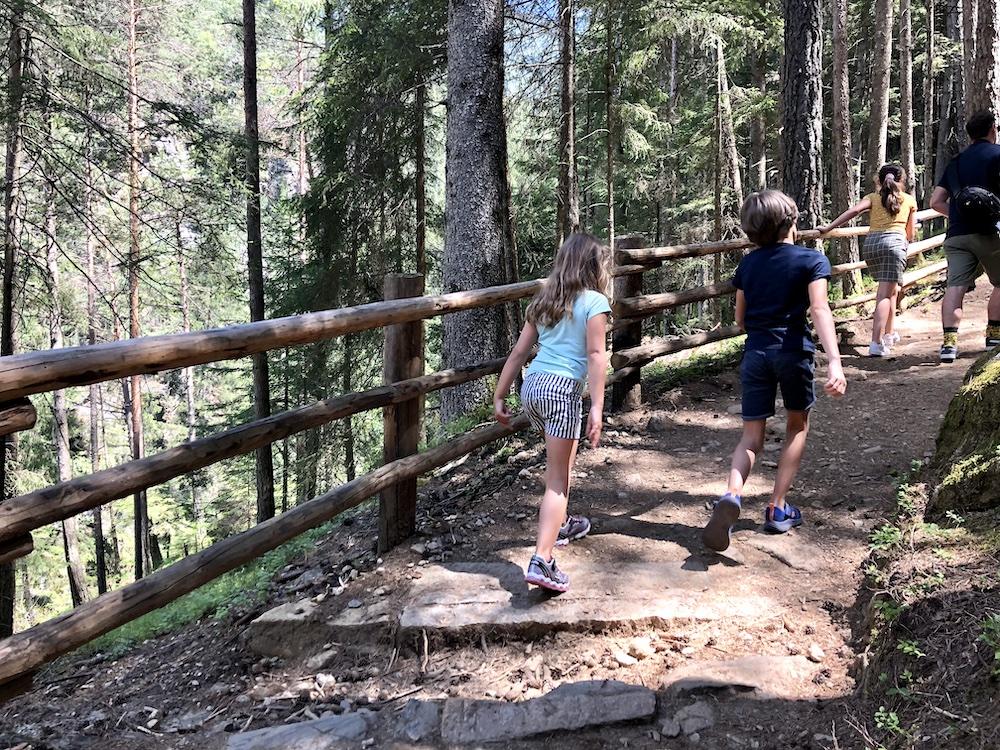 Rieserferner-Ahrn natuurpark wandelen