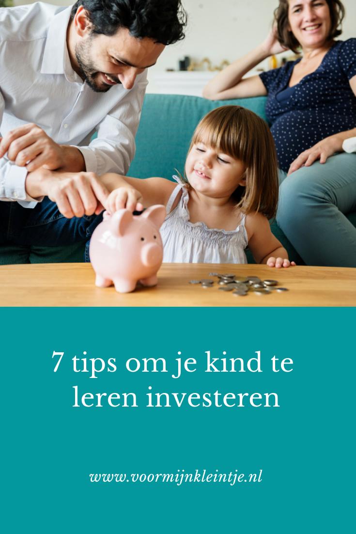 sparen investeren